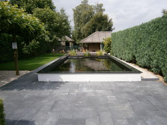 vijver van de pas vijver en tuin nederlands vijver