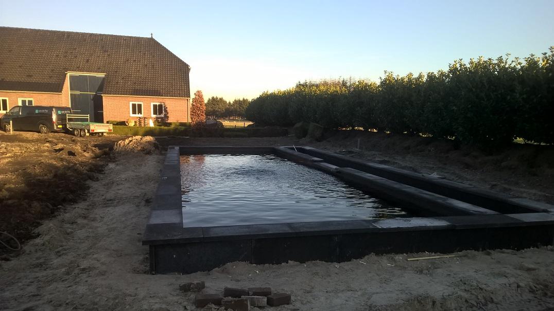 Vijverbouw Koivijver