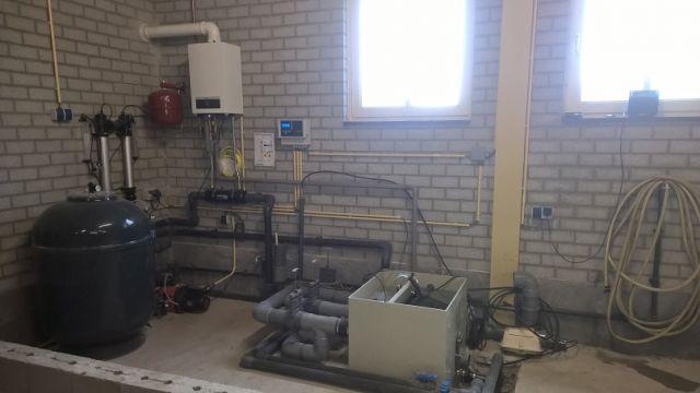 filterinstallatie koivijver